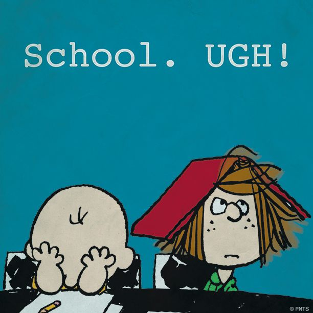 Snoopy clipart go to school Images best school Clip about
