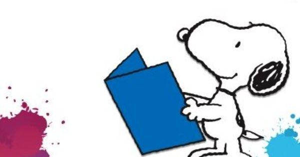 Snoopy clipart go to school School Snoopy school Art Cliparts