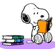 Snoopy clipart go to school On more Pin Book &