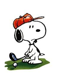 Snoopy clipart golf Pinterest about best snoopy on