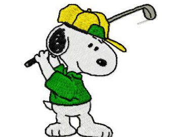 Snoopy clipart golf Snoopy Download Design Snoopy pec