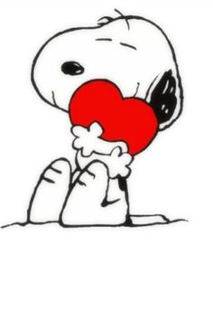 Snoopy clipart heart Decor 71 Paper  Sleeping