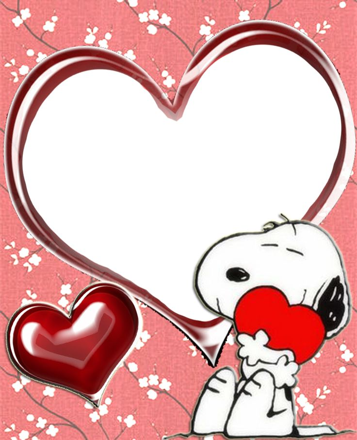 Snoopy clipart heart Snoopy about 419 Pinterest !