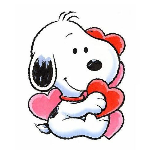 Heart clipart snoopy Baby Snoopy Code Baby Valentine