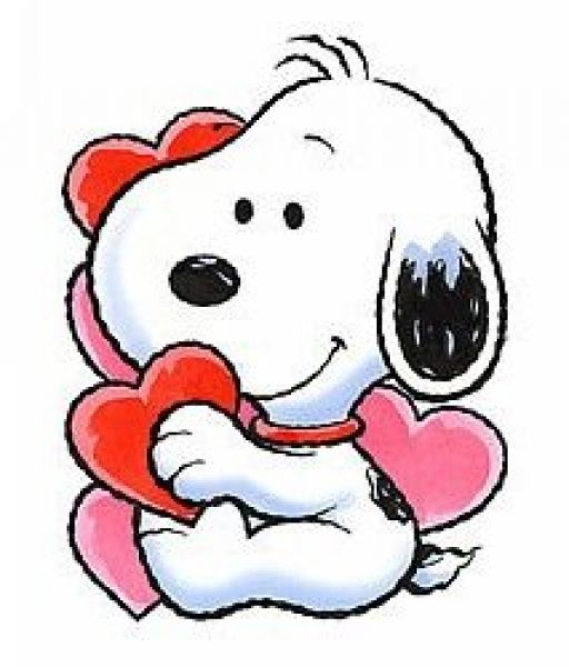 Snoopy clipart heart Clipart Snoopy Snoopy Download Clipart