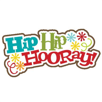 Winning clipart hooray Hip cliparts Hip Clipart Hooray
