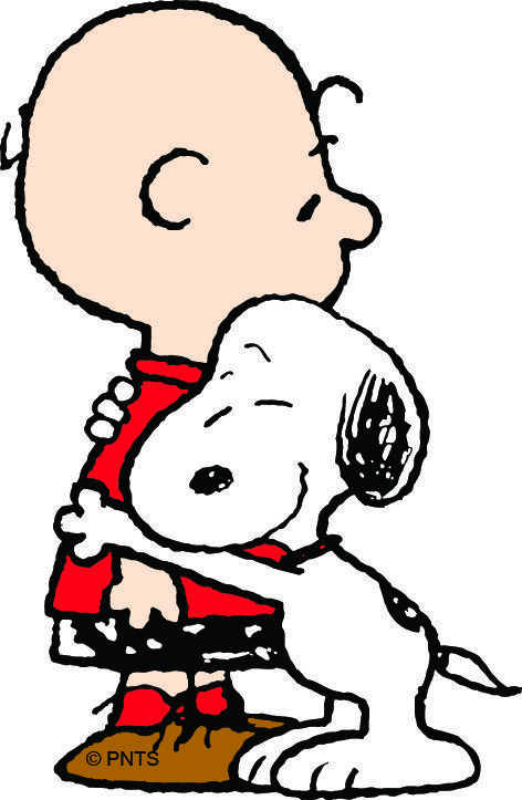 Snoopy clipart hug 680 The about Snoopy on