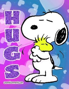 Snoopy clipart hug See #PEANUTS art more Snoopy
