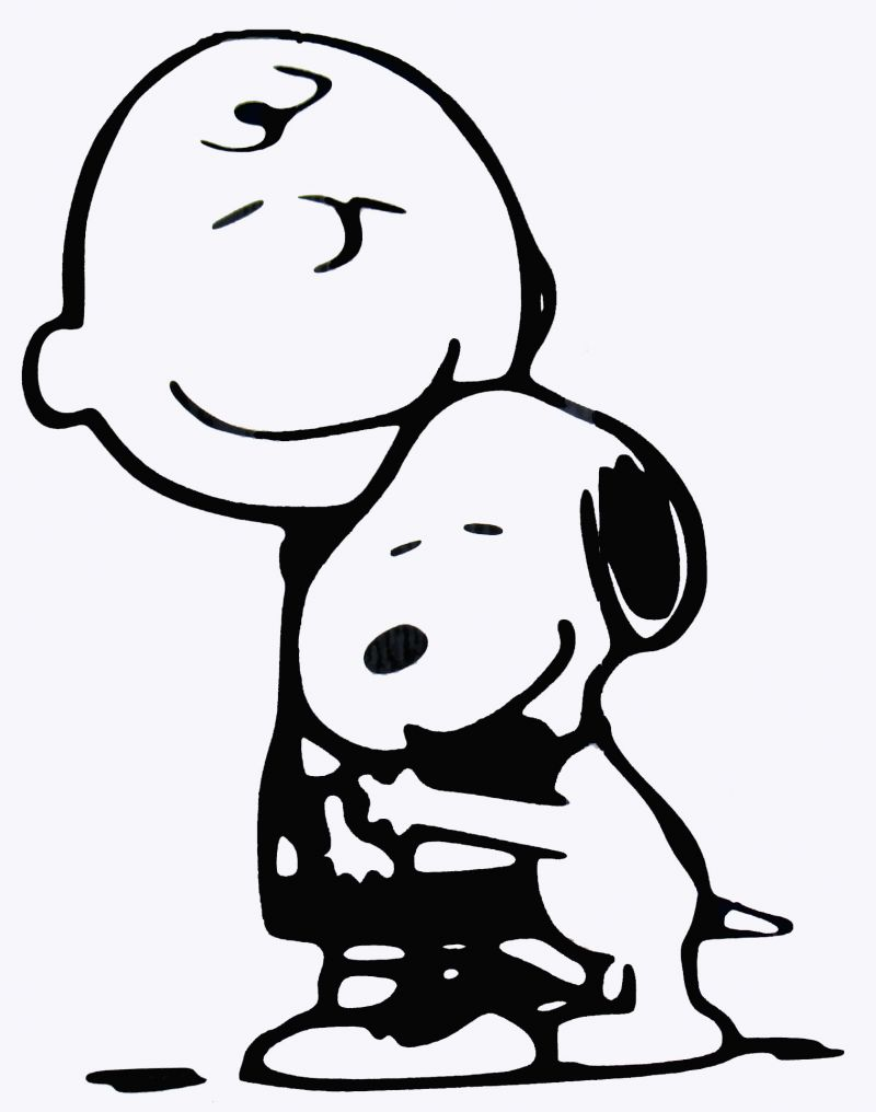Snoopy clipart hug Brown Collection and snoopy clipart