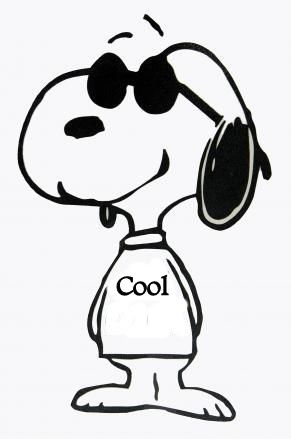 Snoopy clipart joe cool This on Pinterest 516 on