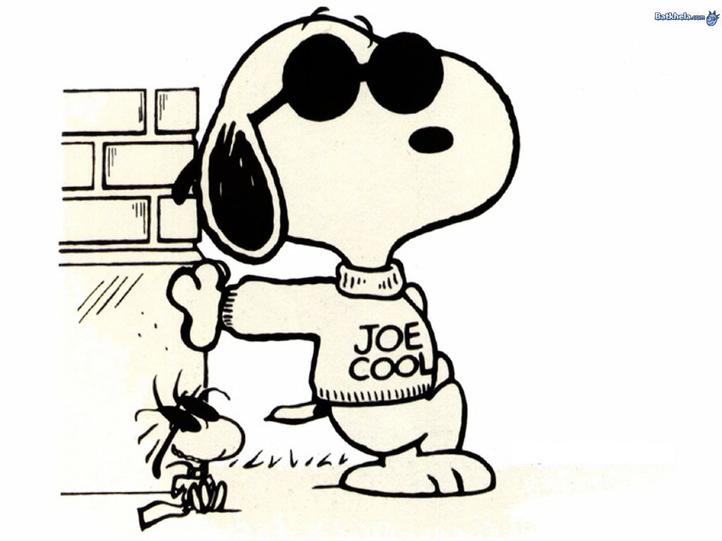 Snoopy clipart joe cool Joe Fanpop Peanuts  (254005)