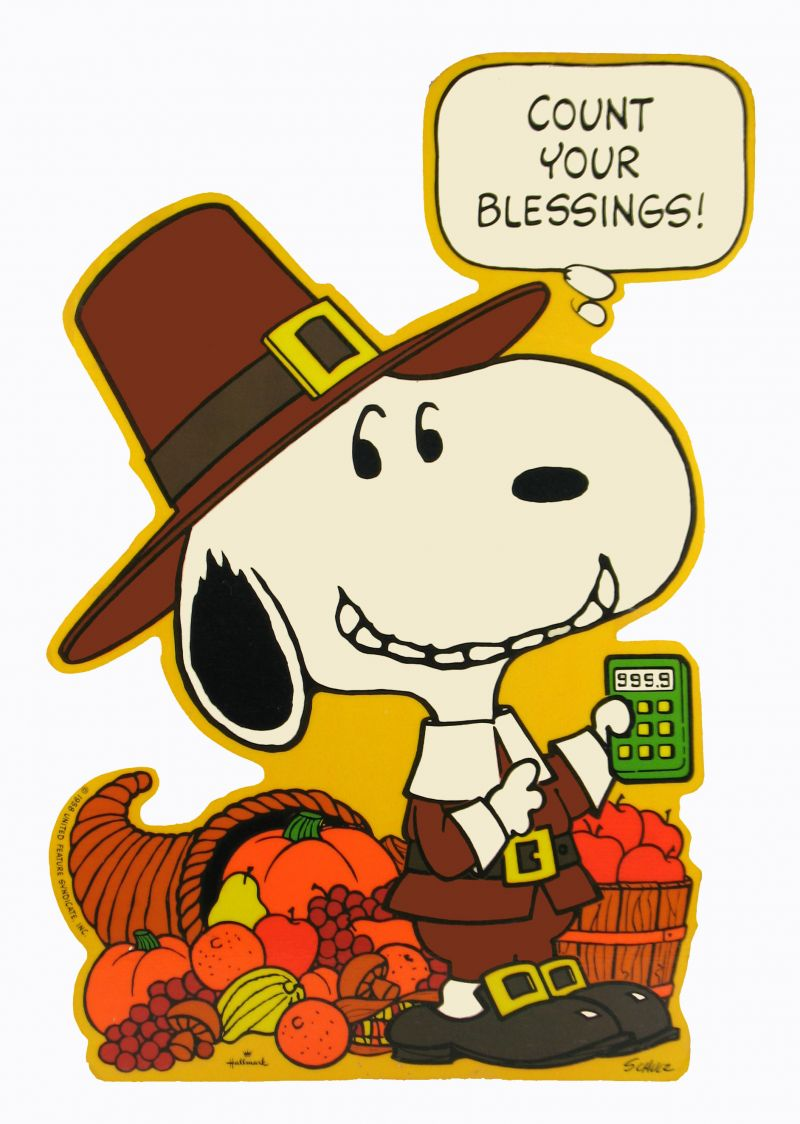 Pilgrim clipart snoopy Clipart Thanksgiving dinner snoopy snoopy