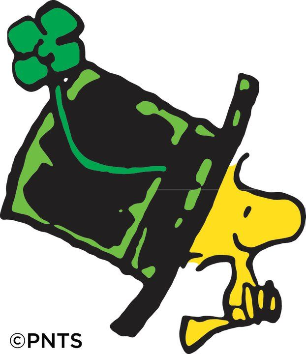 Snoopy clipart labor day Snoopy Patrick's best 323 St