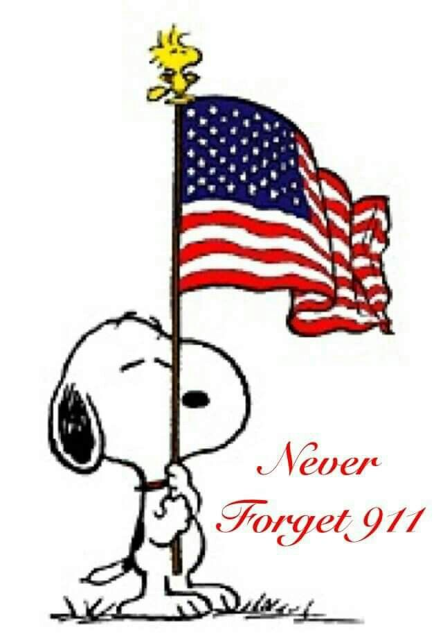 Snoopy clipart labor day Labour holding 911 forget Snoopy
