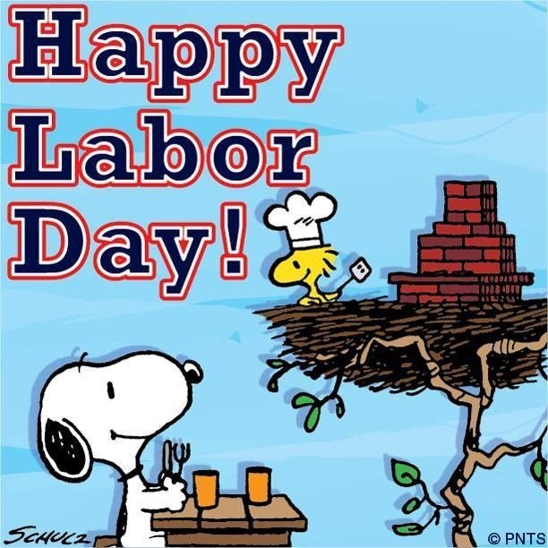 Snoopy clipart labor day On images PEANUTS Snoopy on
