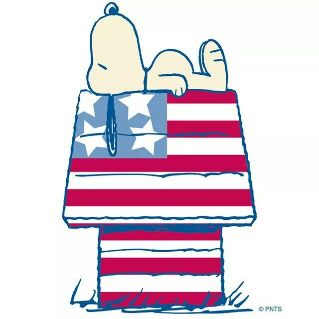 Snoopy clipart labor day Memorial PeAnUts on on Pinterest