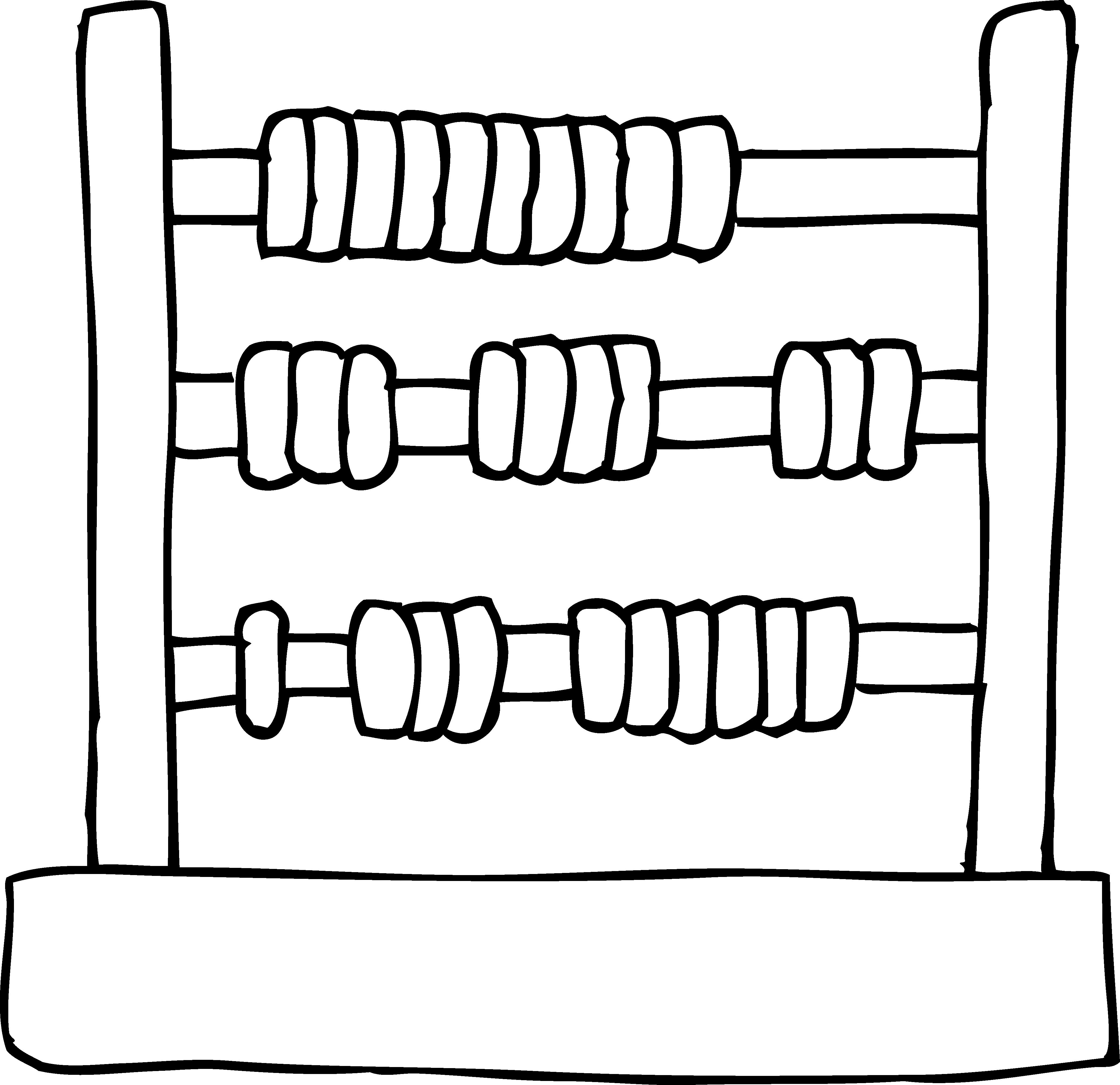 Monochrome clipart math #14