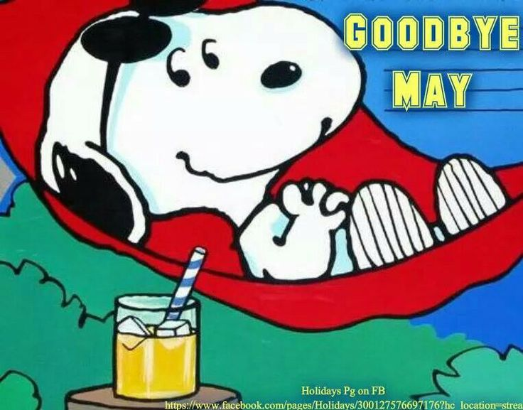 Snoopy clipart may Images Love about 722 Goodbye