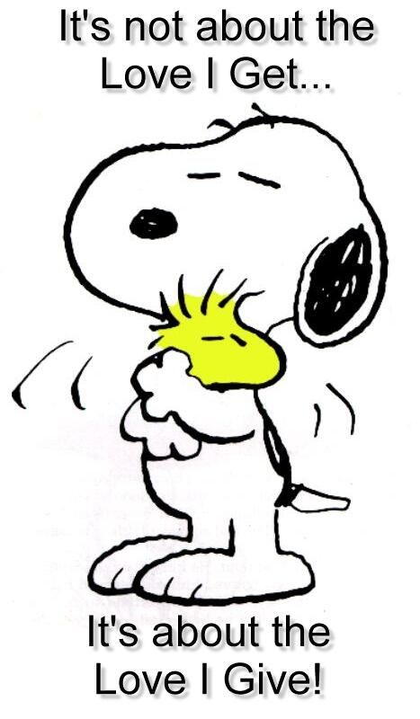 Snoopy clipart miss you Peanuts quotes Charlie Snoopy on