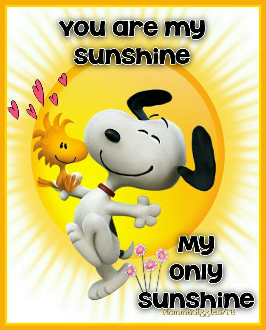Snoopy clipart miss you Song and you My loved