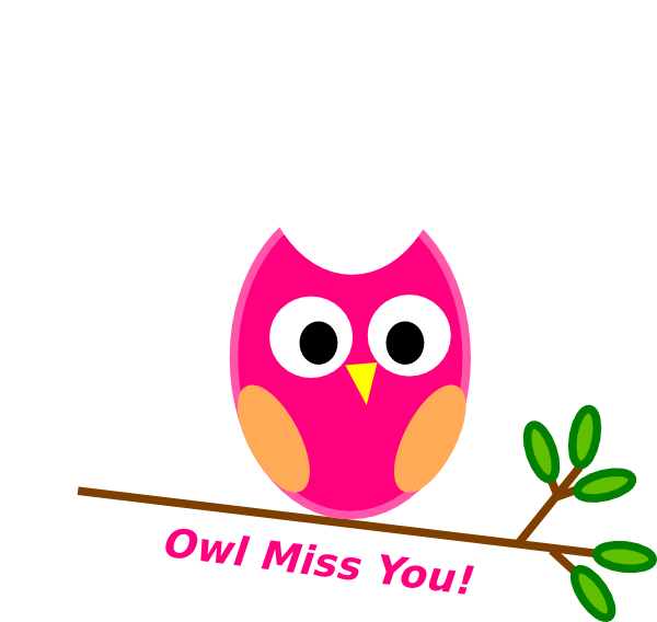 Snoopy clipart miss you Miss You Miss Art You