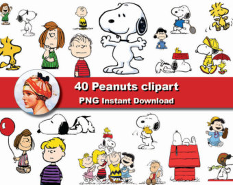 Snoopy clipart party Png snoopy Snoopy 40x Instant