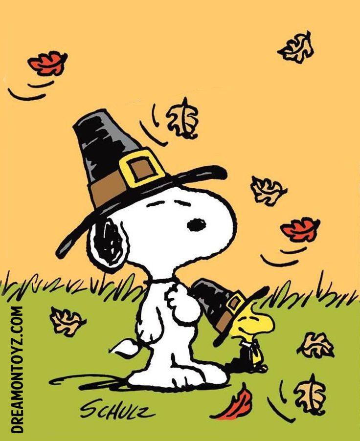 Snoopy clipart pilgrim Snoopy Peanuts for Photographs: and
