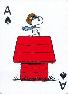 Snoopy clipart pilot M Peanuts Baron! Ace Schulz