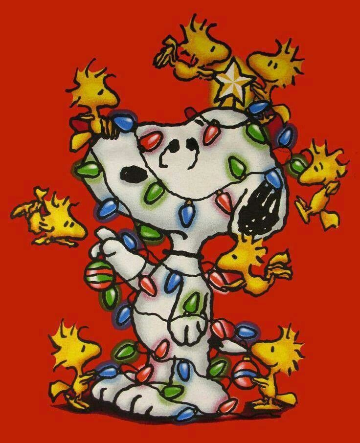 Snoopy clipart silly Christmas Humor Lights about best