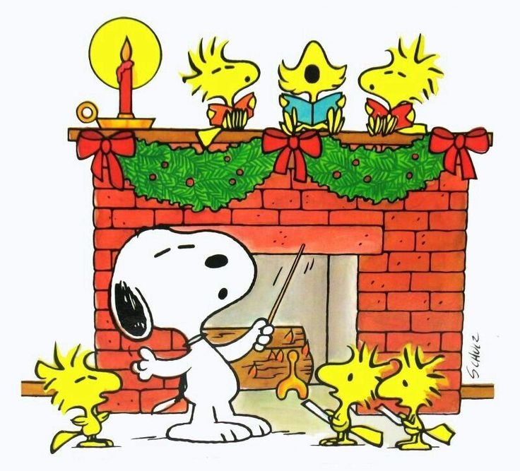 Snoopy clipart singing Images 53 on SNOOPY CHRISTMAS