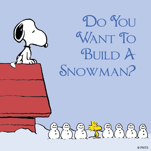 Snoopy clipart snowman About build 351 to Snoopy