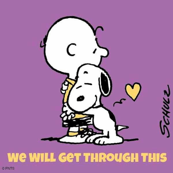 Snoopy clipart sorry This Find on on Friends