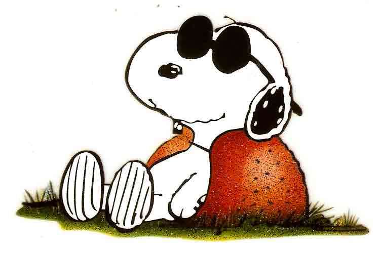 Snoopy clipart sunglass SNOOPY 2 Heat Like on