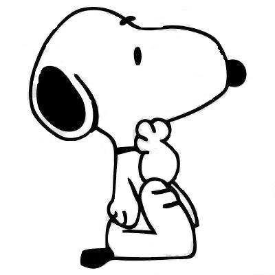 Snoopy clipart thinking Template High Snoopy Snoopy Template