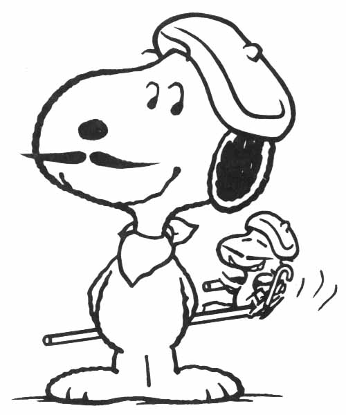 Snoopy clipart typing Clip Snoopy art Art Clip