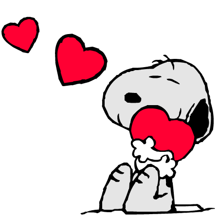 Heart clipart snoopy More Find Snoopy Peanuts Gotta