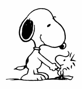 Snoopy clipart writing Snoopy and #PEANUTS art Pictures