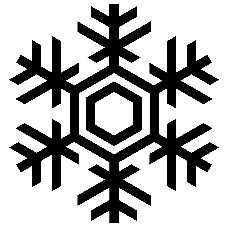 Snow clipart simple snowflake Snow Snowflake * png Flakes