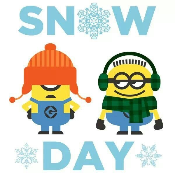 Snow clipart snow day And great Be needed! are