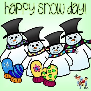 Snow clipart snow day Snow Clipart Free Day Free