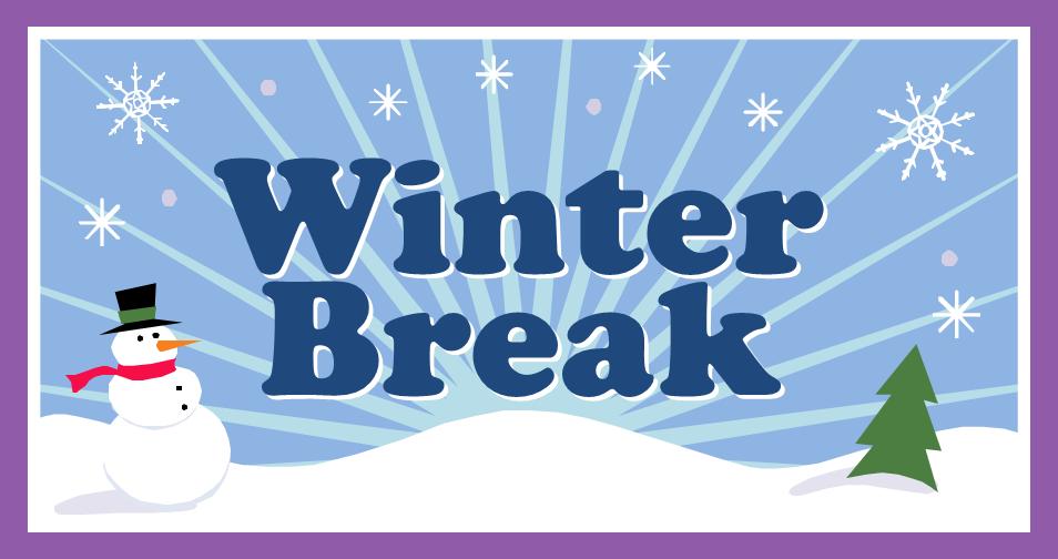 Winter clipart calendar 17 Barnard College 2016 Break