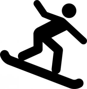 Snowboarding clipart Download Clip Snowboard Snowboard Symbol