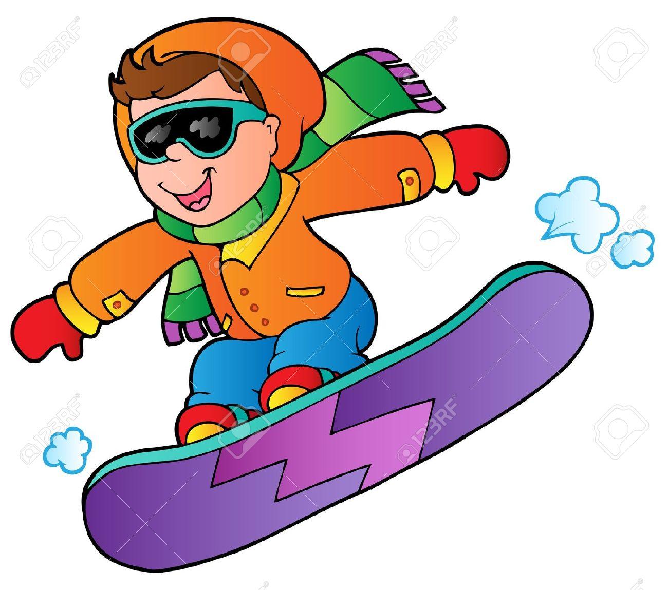 Snowboarding clipart Clipart Clipart Snowboarding Savoronmorehead Savoronmorehead