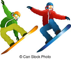 Snowboarding clipart 270 7 and free Snowboarder