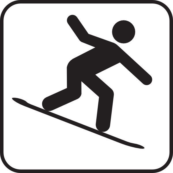 Snowboarding clipart shoe Clip Download this online as: