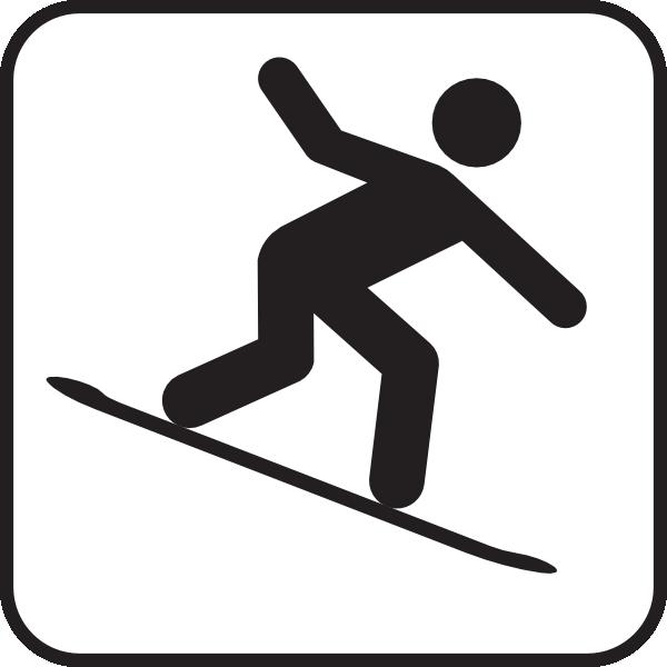 Snowboarding clipart Art  Clip clip online