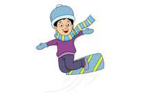 Skiing clipart ski snowboard Pictures Sports Kb tricks
