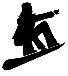 Snowboarding clipart powerpoint Snowboard Clipart Powerpoint Powerpoint Clipart