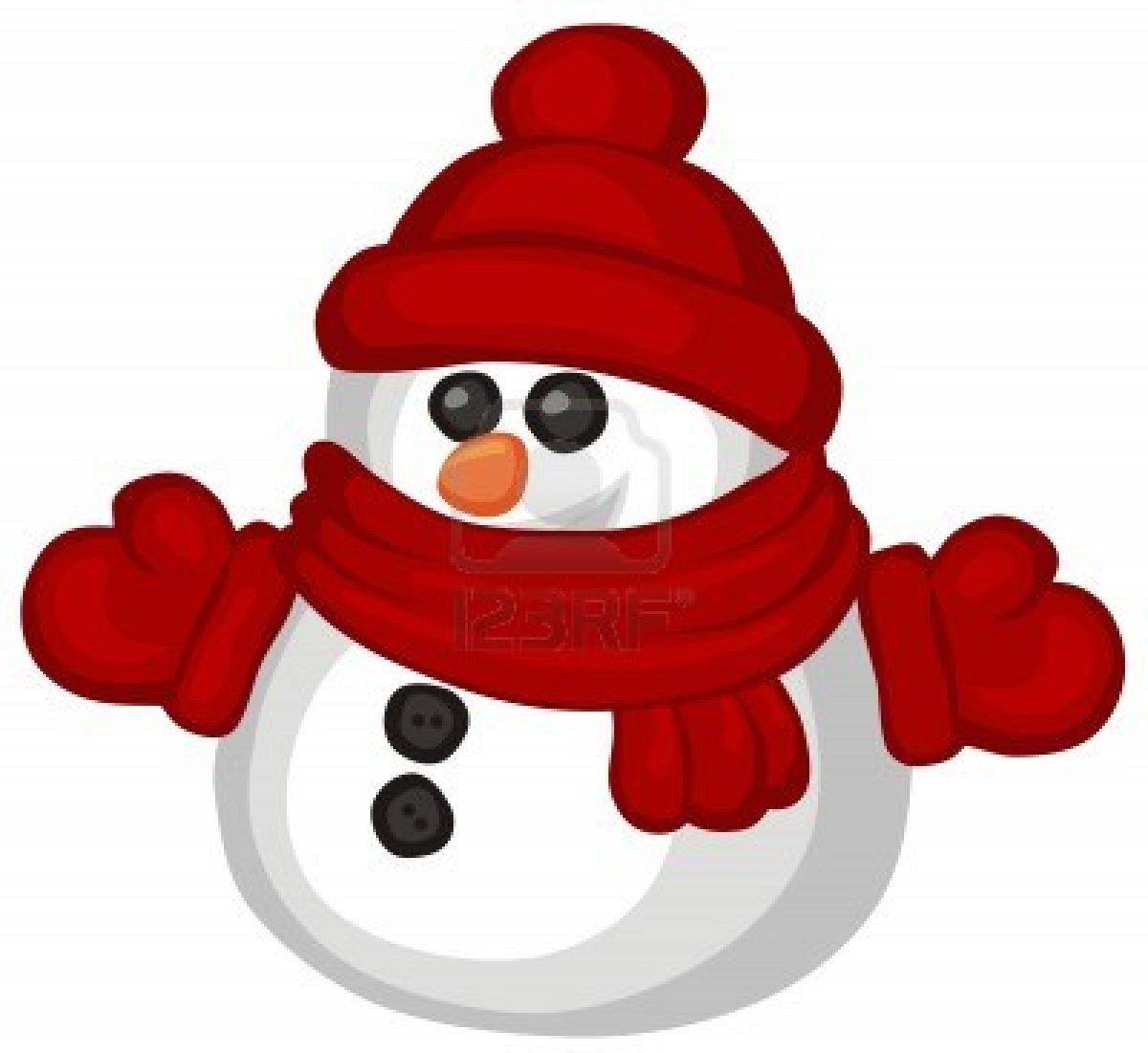 Snowman clipart christmas snowman Free clipart Snowflakes snowboarding Cartoon