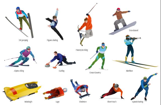 Skiing clipart winter sport Snowboard Winter Sports winter Winter